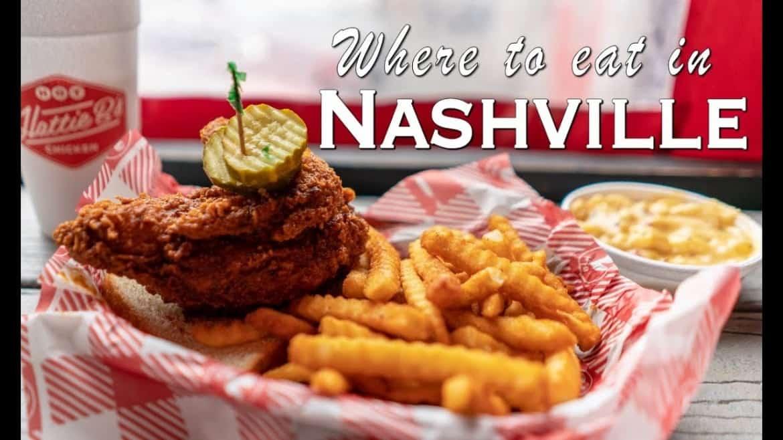 Bon Appétit! It's Restaurant Week And Hot Chicken Week in Nashville