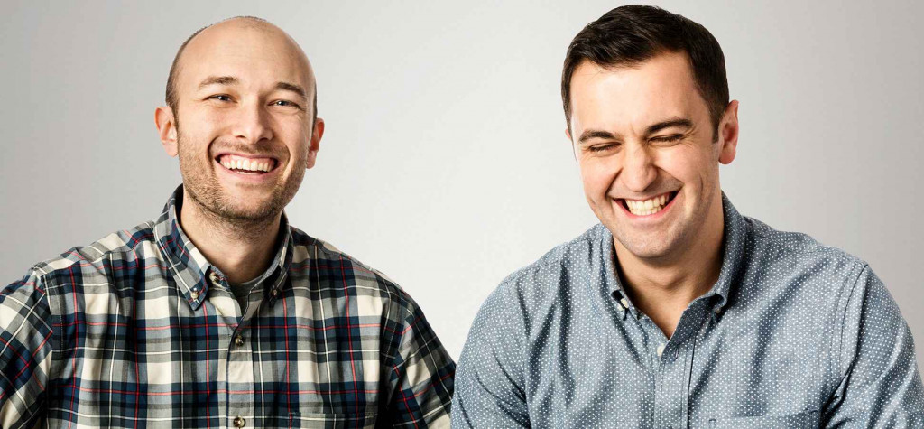Lyft's Founders Happy Faces