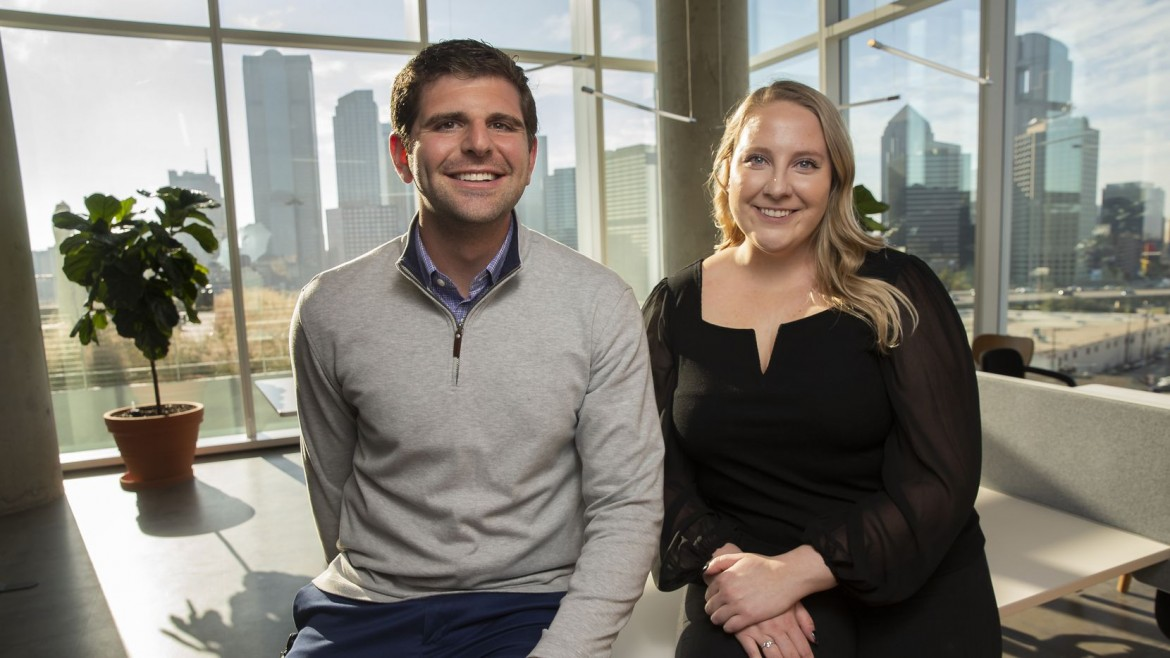 At Uber's Dallas Office, These Twentysomethings are Recruiting Up to 30 New Co-workers a Week